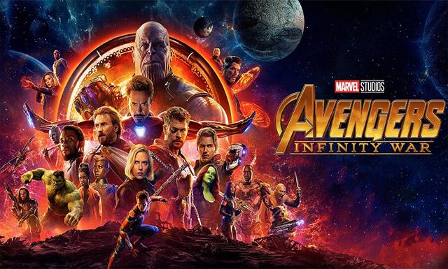 Avengers: Sonsuzluk Savaşı