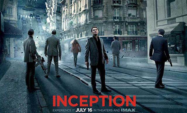 Bilim Kurgu Filmleri Inception