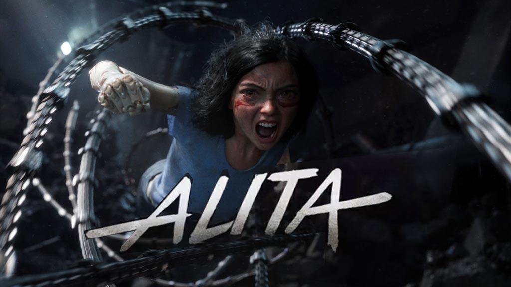 Alita Savaş Meleği - Bilim Kurgu Filmleri 2019